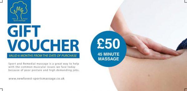 Voucher £50 for 45min